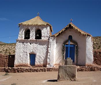 Iglesia Machuca